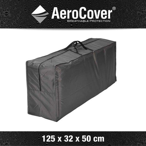 Aerocover kussenhoes 125x32x50 cm