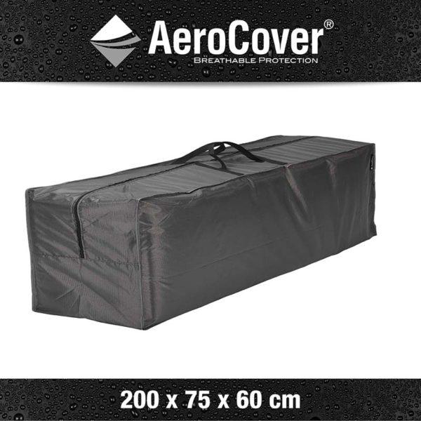 Aerocover kussenhoes 200x75x60 cm.