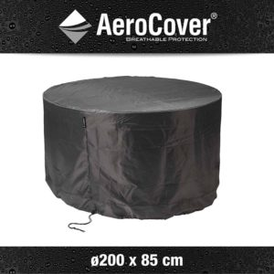 Aerocover tuinsethoes 200 rond, 85 cm hoog