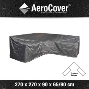 Aerocover Lounge-Dininghoes Trapeze 270x270x90xH65/90 7956