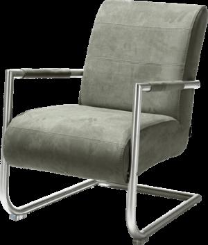 Henders en Hazel Angelica fauteuil RVS frame