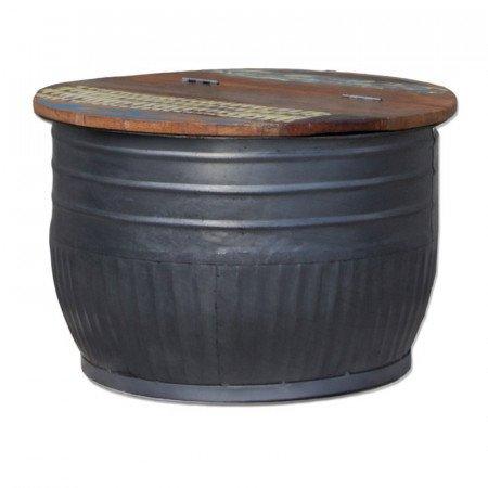 by boo storage salontafel zwart