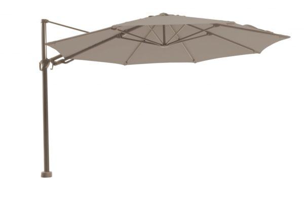 Beach 7 Parasol Kos Freepole 350 cm Premium Concrete