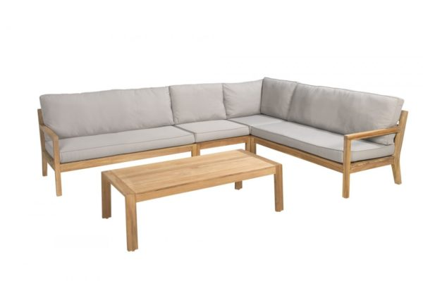 Beach 7 Loungeset Belize XL Teak