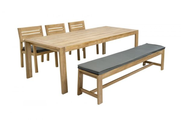 Beach 7 Tuinset Belize Teak 7-delig