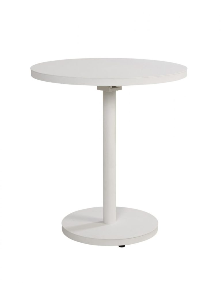 Beach 7 Tuintafel Beatle 70 cm White