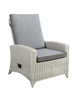 Beach 7 Verstelbare Loungechair Adelaide Multi Grey