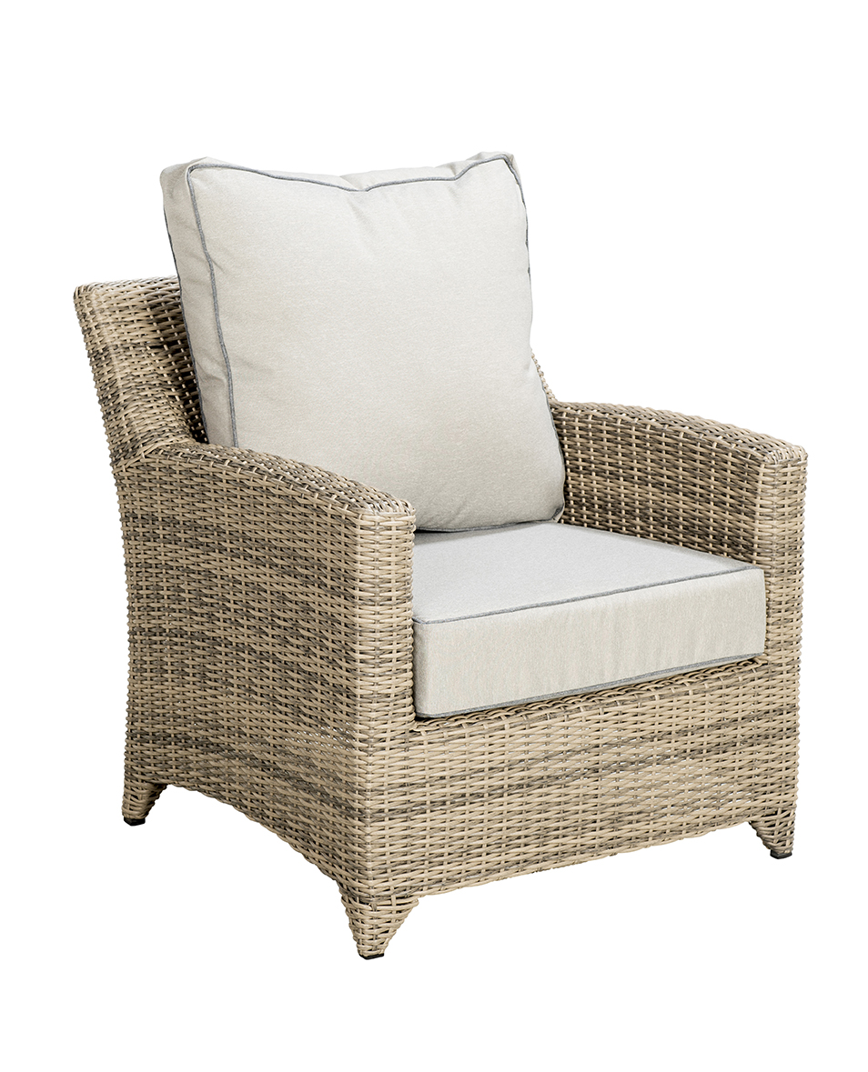 Beach 7 Loveday Loungechair Corn