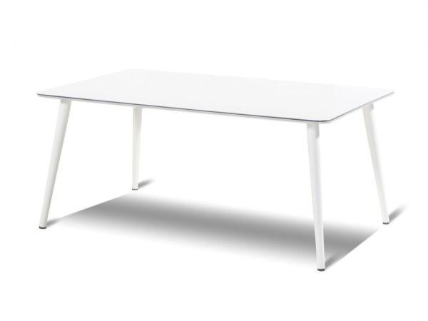 Hartman Tuintafel Sophie 170x100 cm HPL White