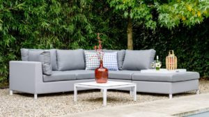Suns Menor lounge set 4 delig Sensotex Taupe