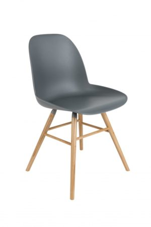 albert kuip chair dark grey