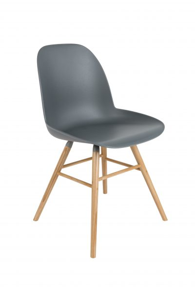 albert kuip chair dark grey