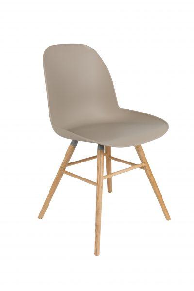 Albert kuip chair taupe