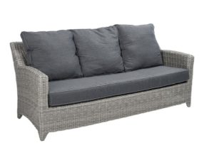 Beach 7 Loveday Sofa 3-zits Corn Wicker