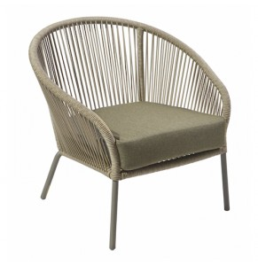 Borek Lounge Chair Colette Sand