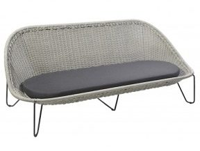 Borek Lage Bank Pasturo Lounge Iron Grey