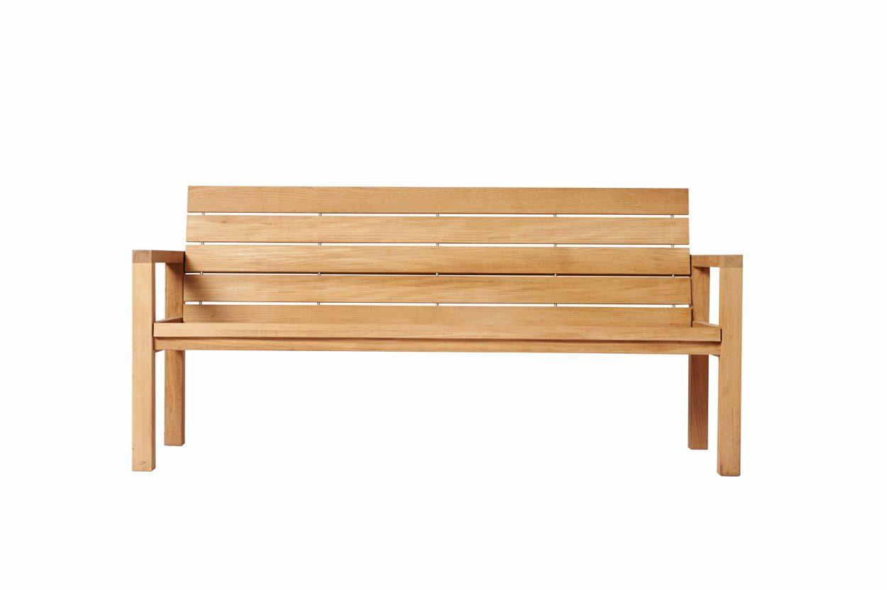 Traditional Teak Bench Maxima 180 cm