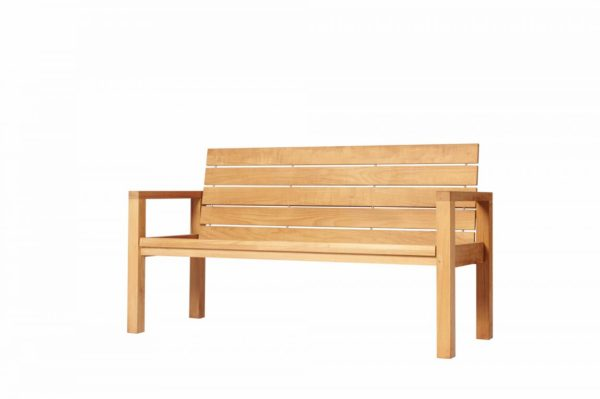 Traditional Teak Bank Maxima 155 cm