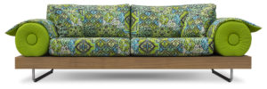 Casablanca Loungesofa Outdoor Lime