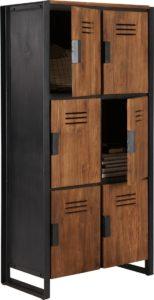 d-Bodhi Fendy locker medium 6 doors