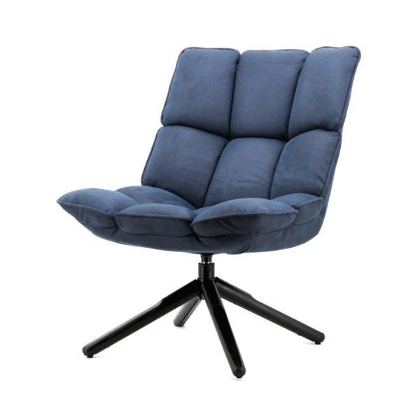 eleonora daan fauteuil blauw touareg