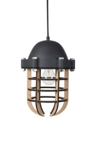 zuiver navigator hanglamp zwart