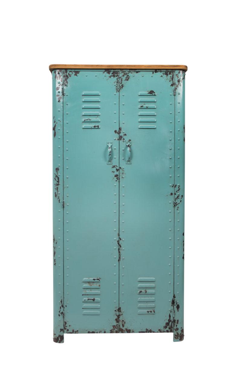 dutchbone rusty cabinet 2 deuren