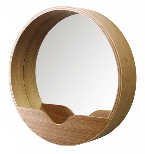 zuiver round wall spiegel 60 cm