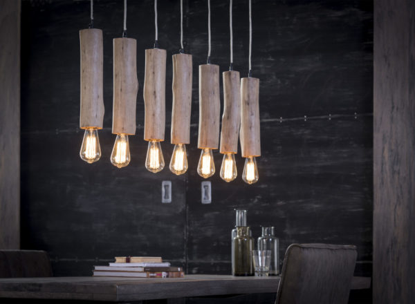 eucalyptus hanglamp 7 lichts