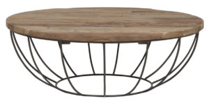 D-Bodhi Coffeetable Madison Large Black