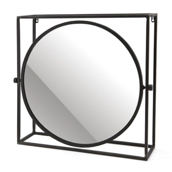 by boo spiegel in frame rond