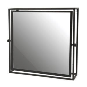 by boo spiegel in frame vierkant