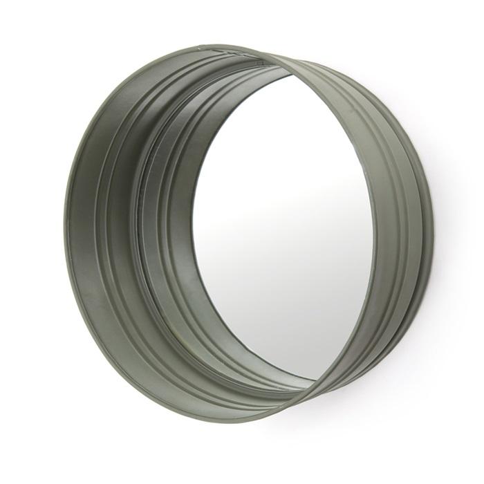 By boo spiegel rond 40 cm zwart vivaldi xl zevenaar for Spiegel 40 2017