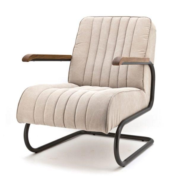 eleonora arthur fauteuil beige