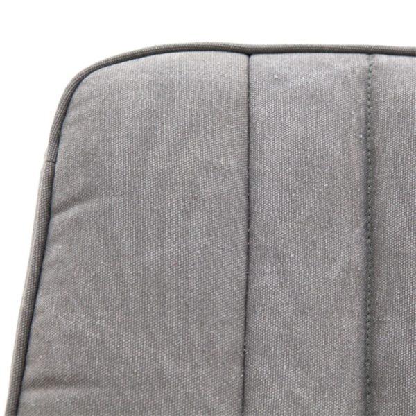 eleonora arthur fauteuil grijs detail