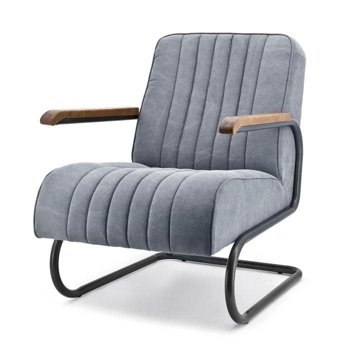 eleonora arthur fauteuil grijs