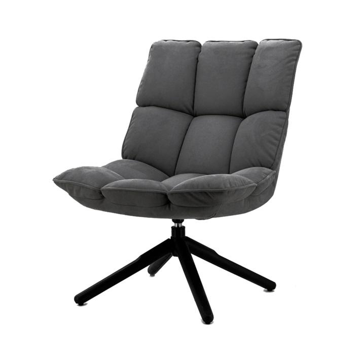 eleonora daan fauteuil antraciet