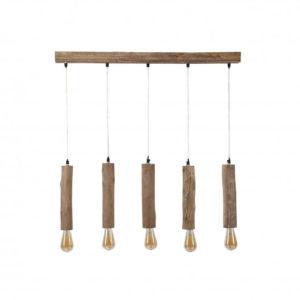 eucalyptus hanglamp 5 lichts