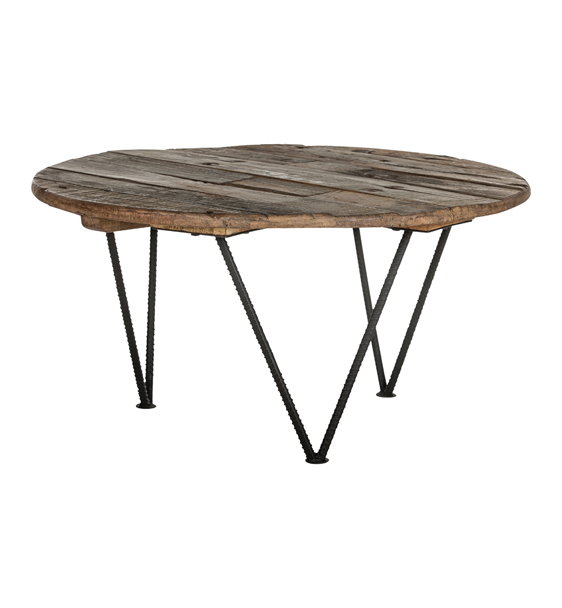 Mysons deer valley ronde salontafel