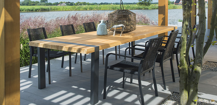 Tuinmeubelen kopen bij de specialist vivaldi xl zevenaar for Uitverkoop meubelen