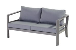 Hartman Cannes 2-zits Sofa Seal Grey