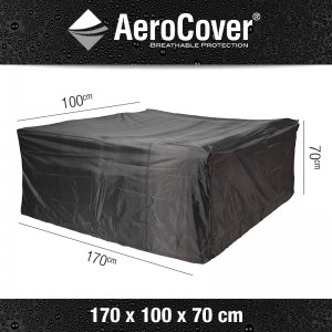Aerocover loungesethoes Loungebank 170x100x70 cm