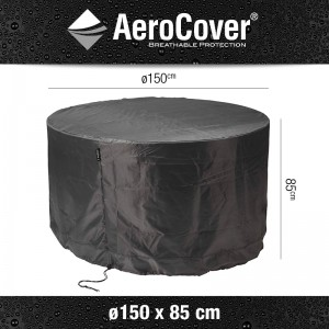 Aerocover Tuinsethoes Rond 150xH85 cm 7911