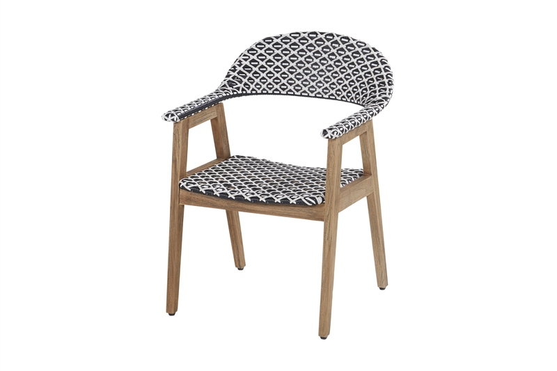Hartman Esmee Diningchair Teak Wicker