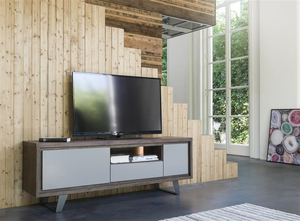 Showmodel Tv Kast.Henders En Hazel Box Tv Meubel 210 Cm Vivaldi Xl Zevenaar
