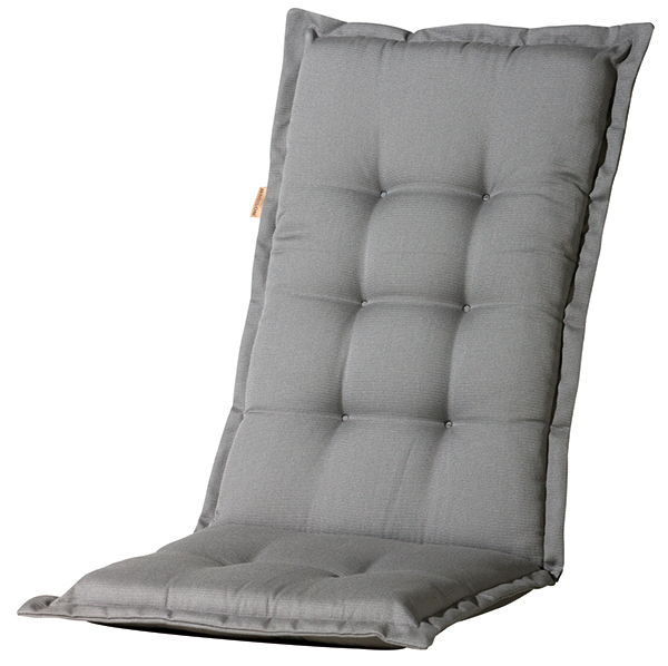 Madison Kussem Hoog 123x50 cm Panama Micro Grey