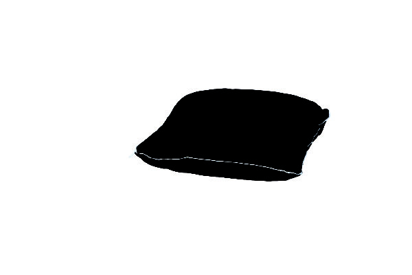 Madison Sierkussen 40x40 cm Panama Black