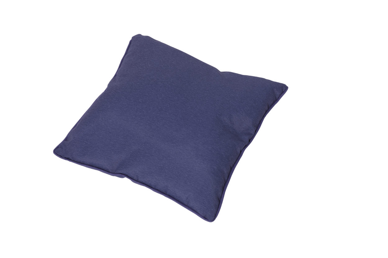 Madison Sierkussen 40x40 cm Panama Saffier Blue