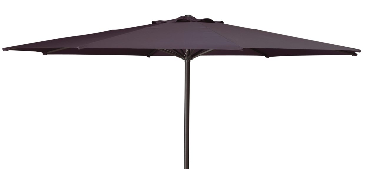 Madison Parasol Paros 300 cm Grey