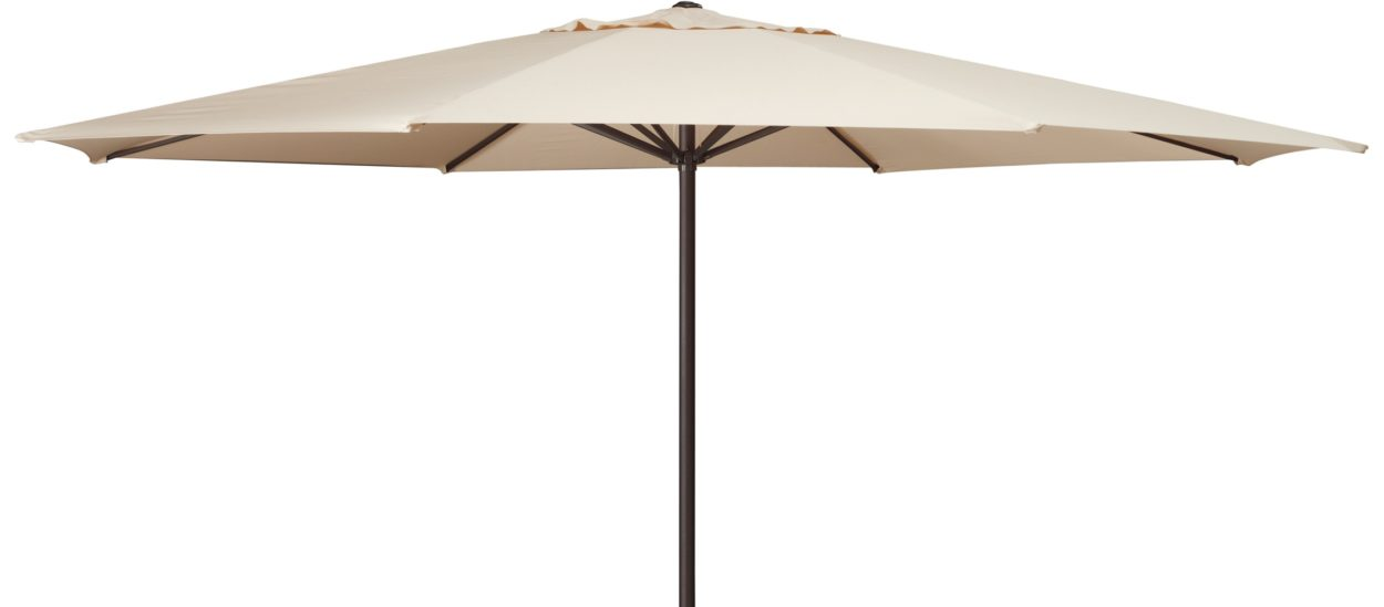 Madison Parasol Paros 300 cm Naturel